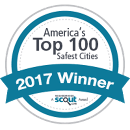 Top 100 in Public Safety!