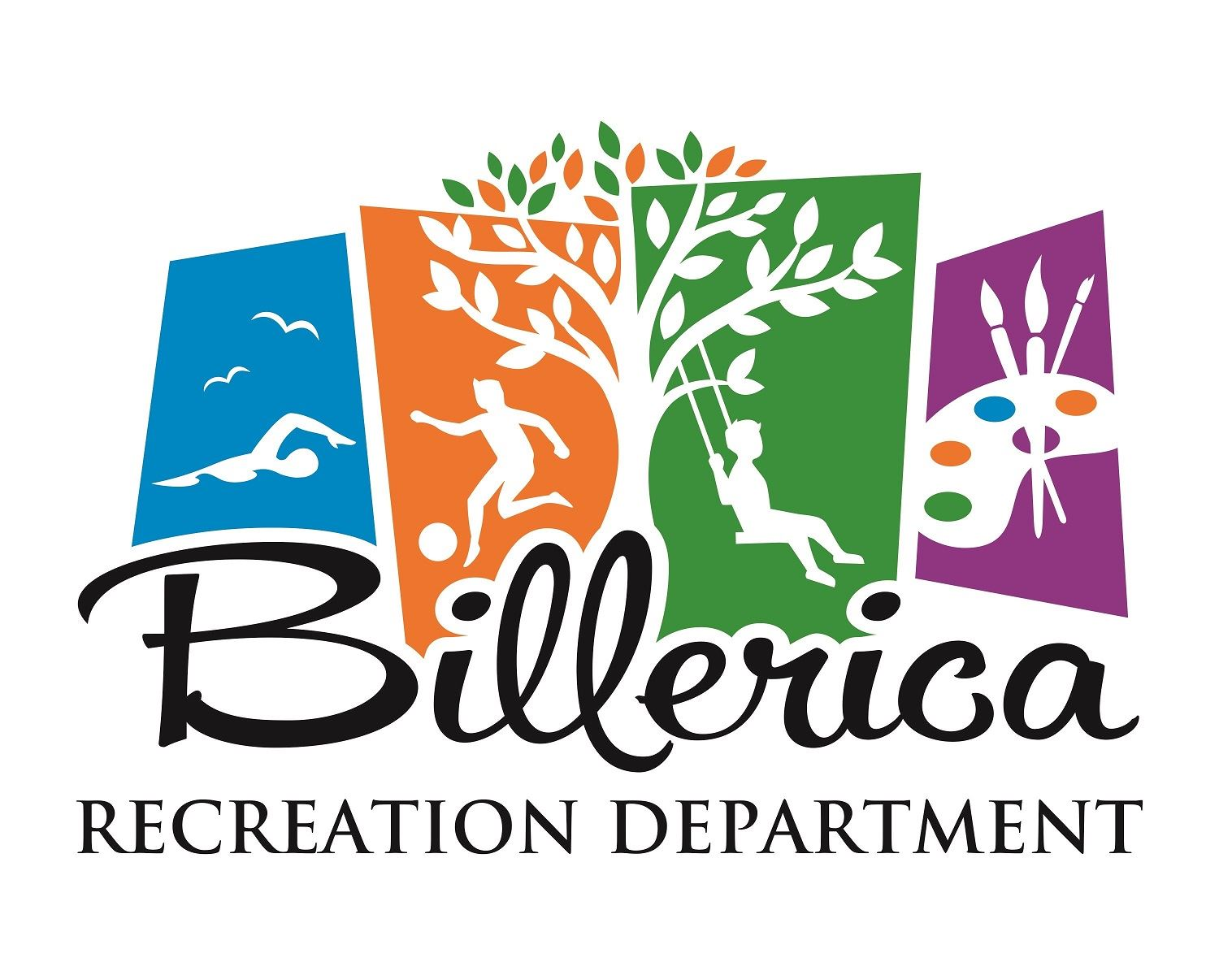Billerica Recreation Department LOGO